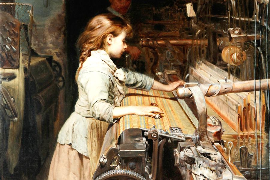 La primera y la cuarta revolución industrial: pasos colosales desde la máquina y el vapor