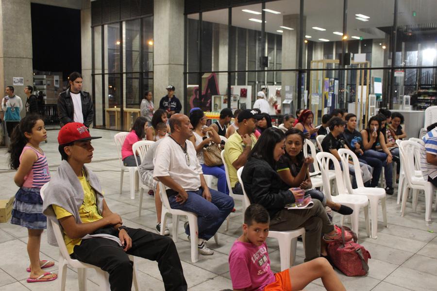 Encuentro de memoria audiovisual de la Comuna Seis