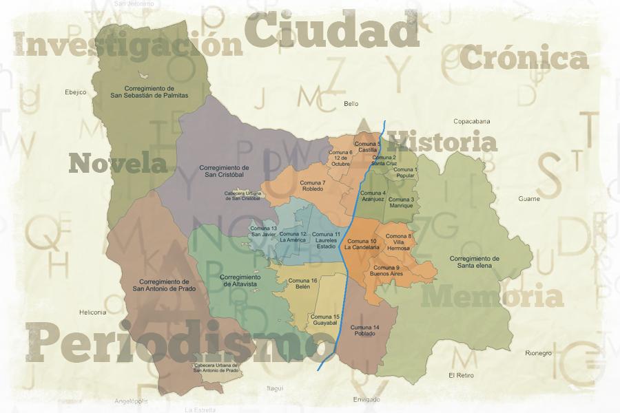 Medellín: siete libros y una multitud de memorias